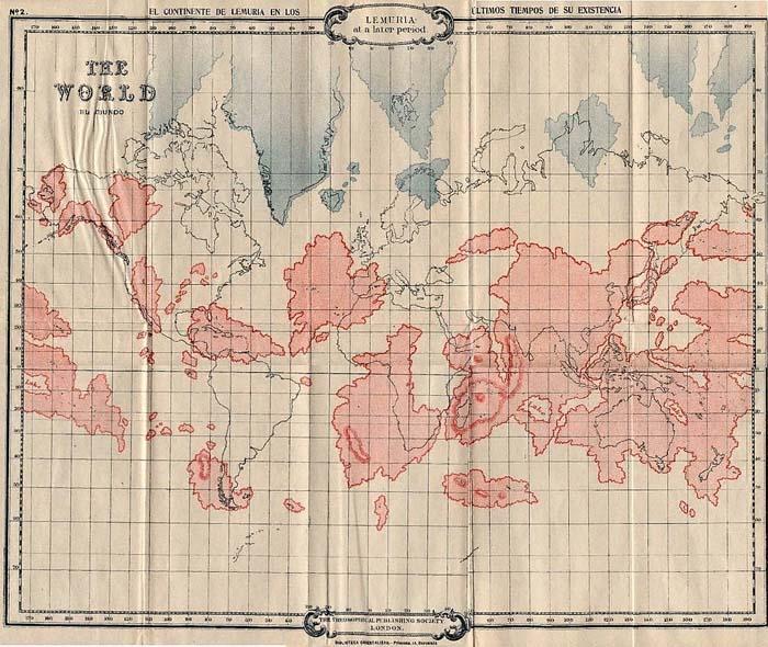 Самые известные мифические страны