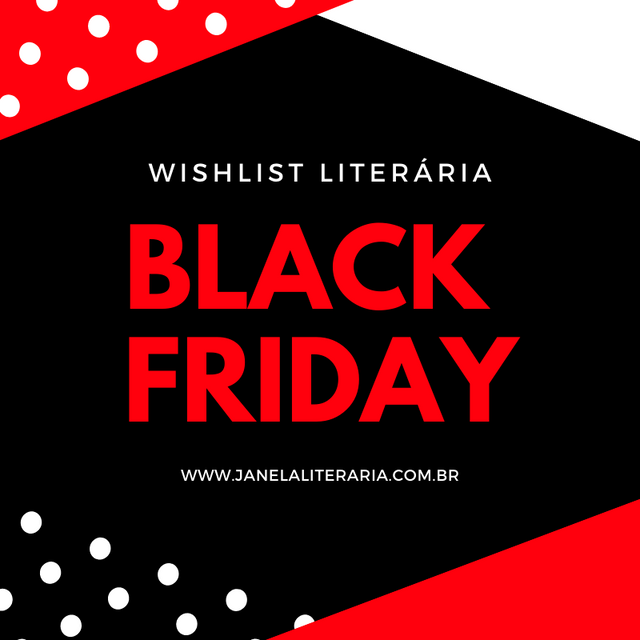 wishlist literaria black friday