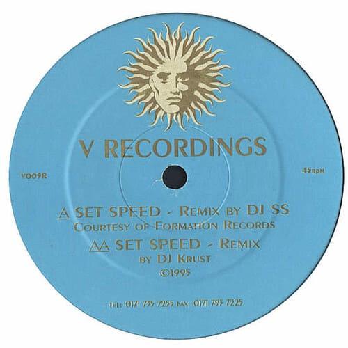 Download DJ Krust - Set Speed (Remixes) mp3