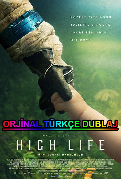 High Life: Dönüşü Olmayan Yolculuk | 2019 | BDRip | XviD | Türkçe Dublaj | m720p - m1080p | BluRay | Dual | TR-EN | Tek Link