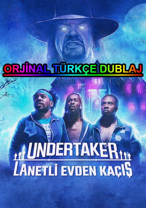 Undertaker: Lanetli Evden Kaçış | 2021 | WEB-DL | XviD | Türkçe Dublaj | 1080p - m720p - m1080p | WEB-DL | Dual | TR-EN | Tek Link