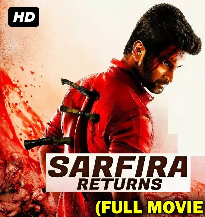 Sarfira Returns 2021 South Hindi Dubbed Movie 720p HDRip 700MB Download