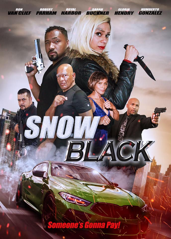 Snow Black (2021) English 480p WEB-DL x264 AAC 300MB ESub