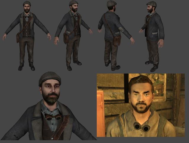 Fallout Screenshots XIII - Page 23 Chet