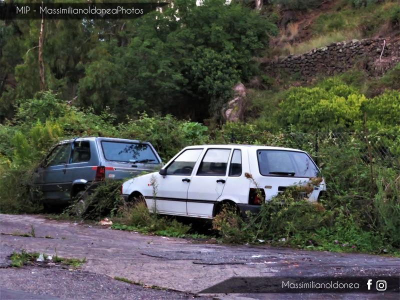 Auto Abbandonate - Pagina 7 Fiat-Uno-e-Panda