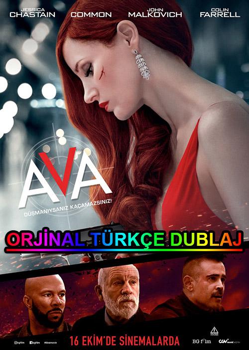 Ava | 2020 | BDRip | XviD | Türkçe Dublaj | m720p - m1080p | BluRay | Dual | TR-EN | Tek Link