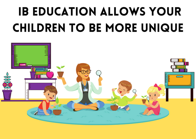 IB-Education-Allows-Your-Children-to-Be-More-Unique