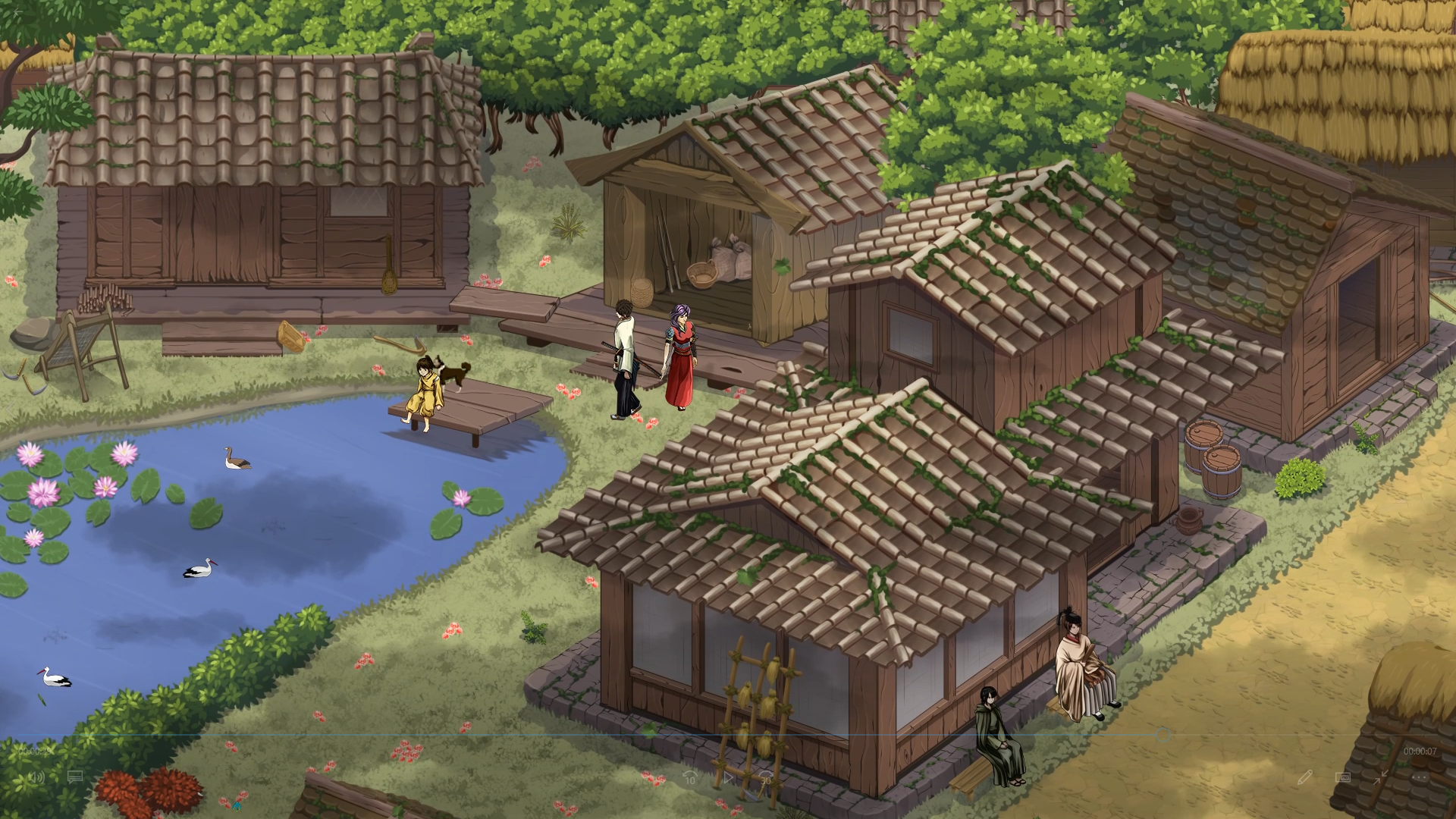 RMMV - Yomi No Kuni (World Of Darkness)   RPG Maker
