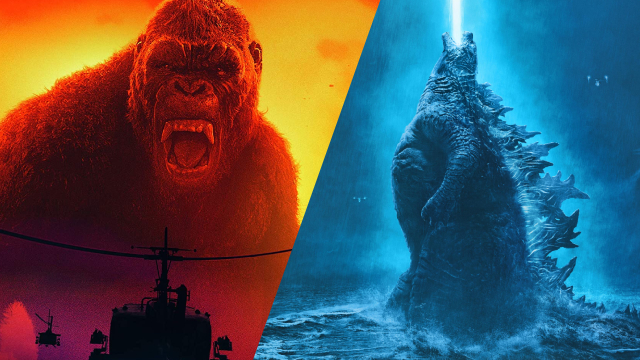 GODZILLA VS. KONG Officially Rated PG-13 Due To Intense Sequences Of Creature Violence/Destruction