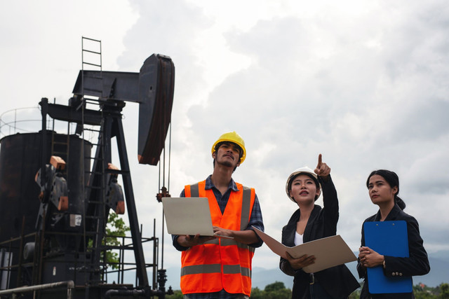Oil and Gas Industry: Facts and Statistics