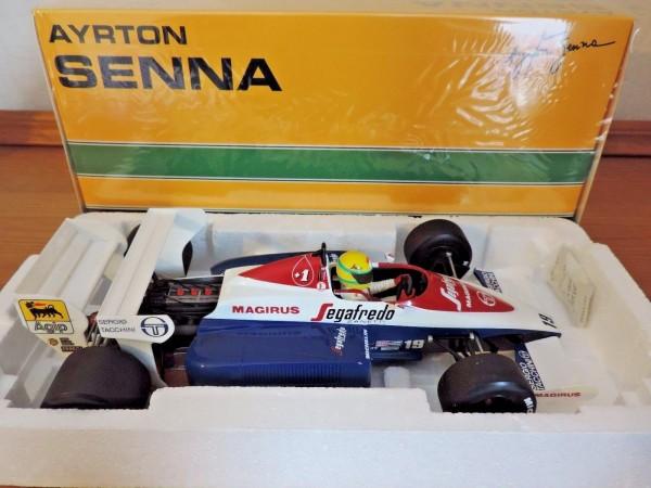 Senna TOLEMAN TG184 1984