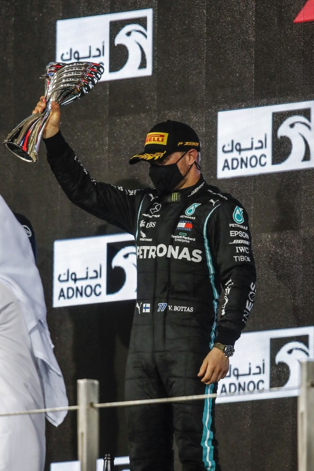 F1 GP d'Abu Dhabi 2020 : Victoire Max Verstappen pour la dernière manche de la saison  M255676