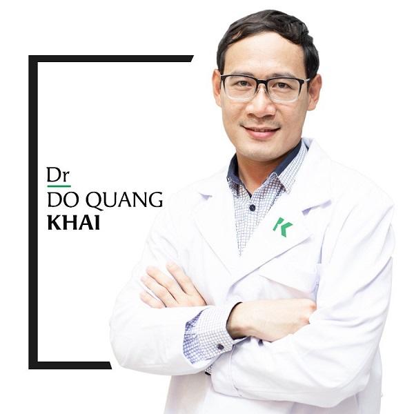 Dr. Do Quang Khai