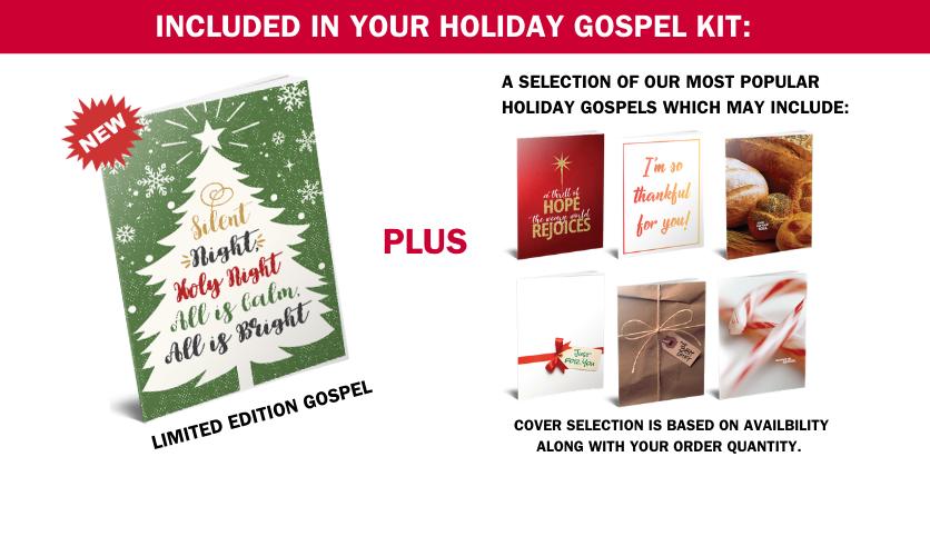 FREE Holiday Gospel Kit...