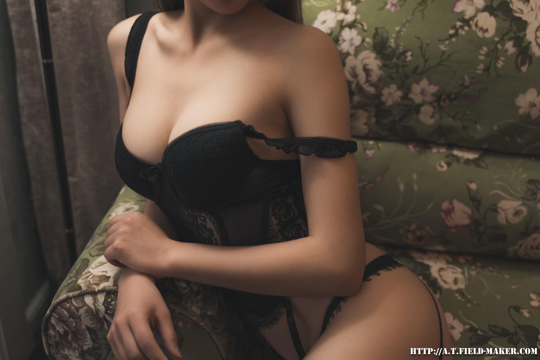 Tsubaki Album vol.015 Black Corset black-corset-20