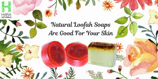 Natural Loofah Soaps