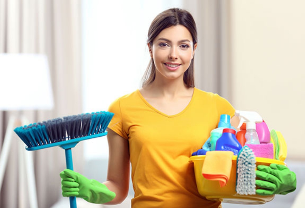 House Cleaning Services Fundamentals Explained