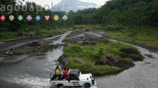 Kekinian, Wisata Off-road Disuguhkan Bagi Penyuka Adrenalin yang seru