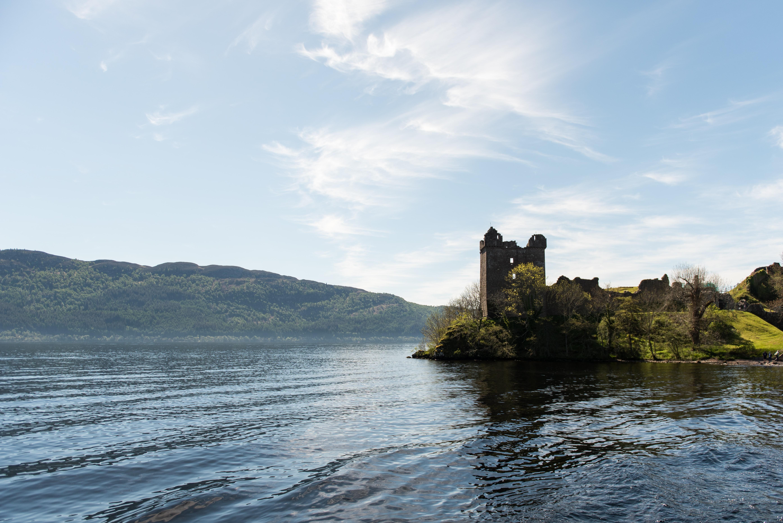 Urquhart Castle, Loch Ness by Ramon Vloon on Unsplash