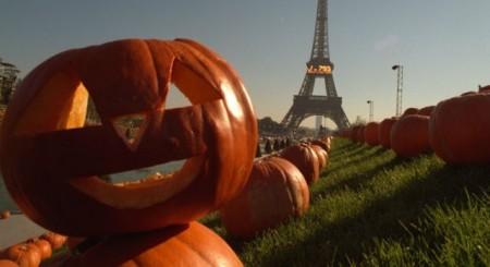 Halloween Pertamaku di Prancis
