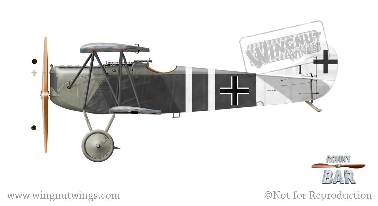 Fokker-D-VII-Alb-571-18-Adolf-Gutknecht-