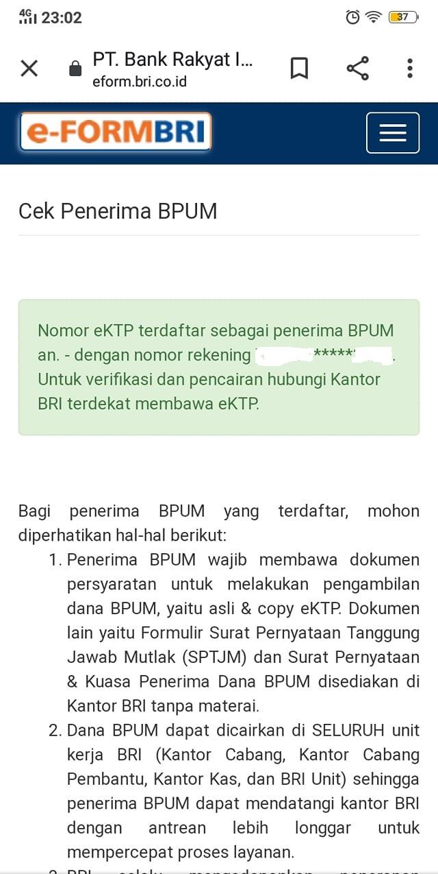 BLT-UMKM-BRI