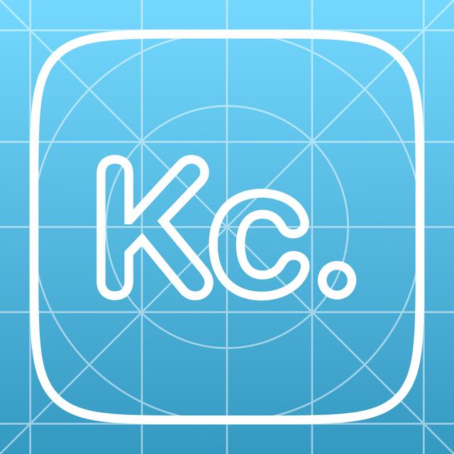 In development app icon