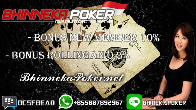 BhinnekaPoker.com | Agen Poker Online Terbaik dan Terpercaya - Page 3 25