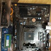 P: MSI A320M PRO-VD/S, 8GB RAM, zdroj ENERMAX
