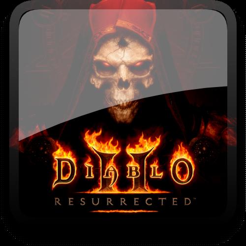 """Diablo II: Resurrected"" (v.1.0.65956) [2021] | Portable"