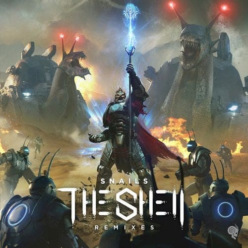 Download Snails - The Shell (Remixes) mp3