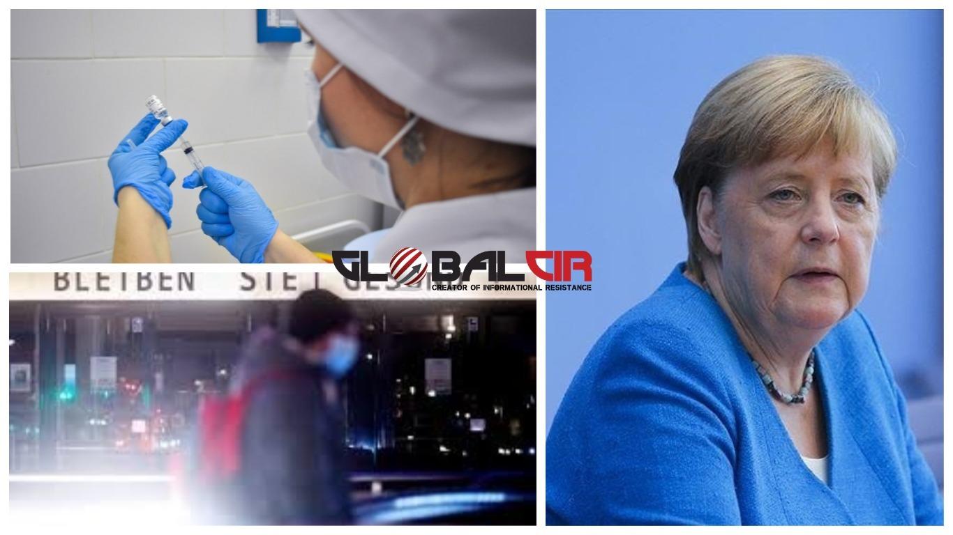 GRAĐANI NA RUBU STRPLJENJA?! Njemačka produžava mjere do kraja marta: 'Svaki građanin dobit će jedan besplatni test sedmično'