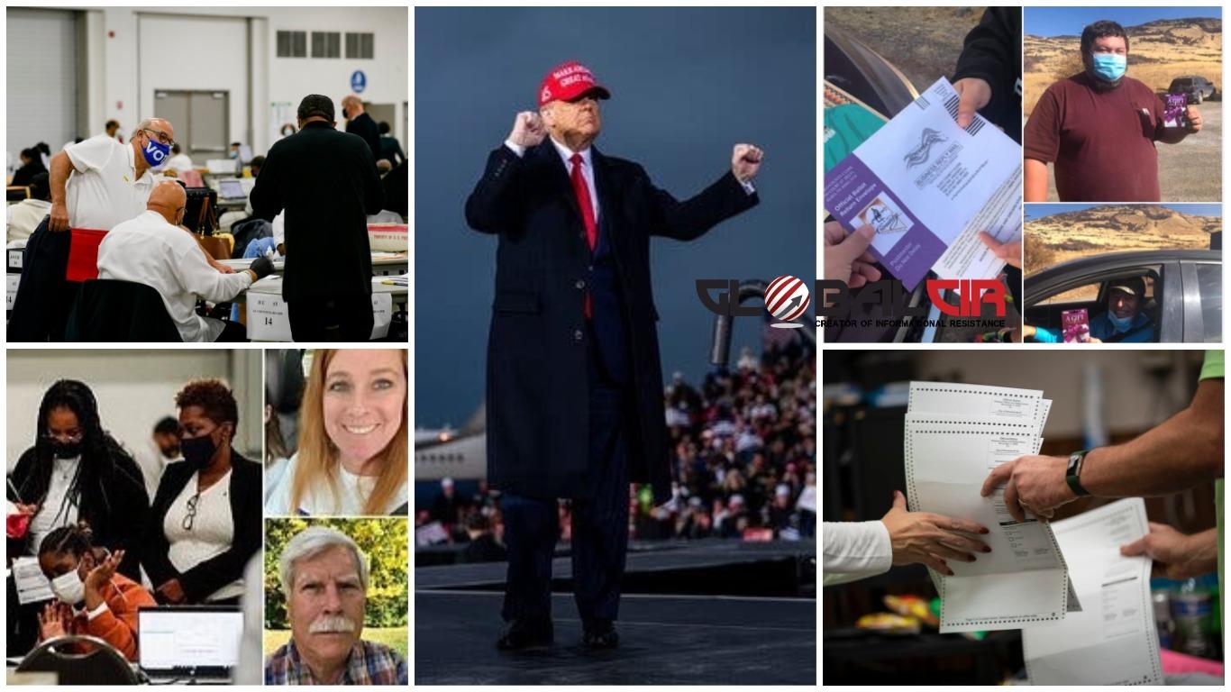 'MI ĆEMO POBIJEDITI!' Tramp najavio dolazak na veliki miting u Georgiji: Njegov pravni tim u Nevadi predstavlja sudu dokaze o preko 40.000 ljudi koji su glasali dva puta!