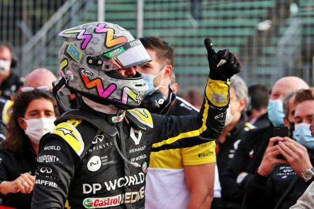 F1 GP Émilia Romagna 2020 : Vitoire Lewis Hamilton, le titre pour Mercedes 1067122
