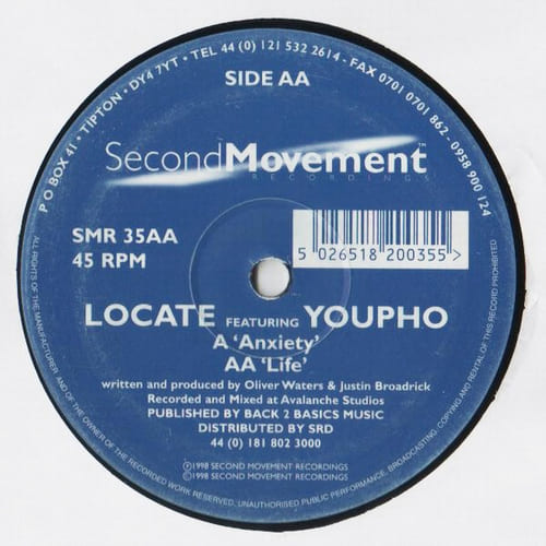 Download Locate Feat. Youpho - Anxiety / Life mp3