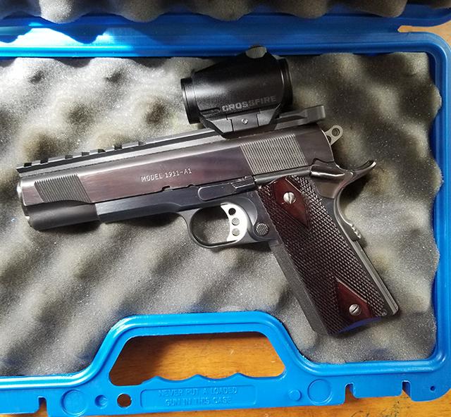 SPF: RRA .45 ACP 1911  Rra3
