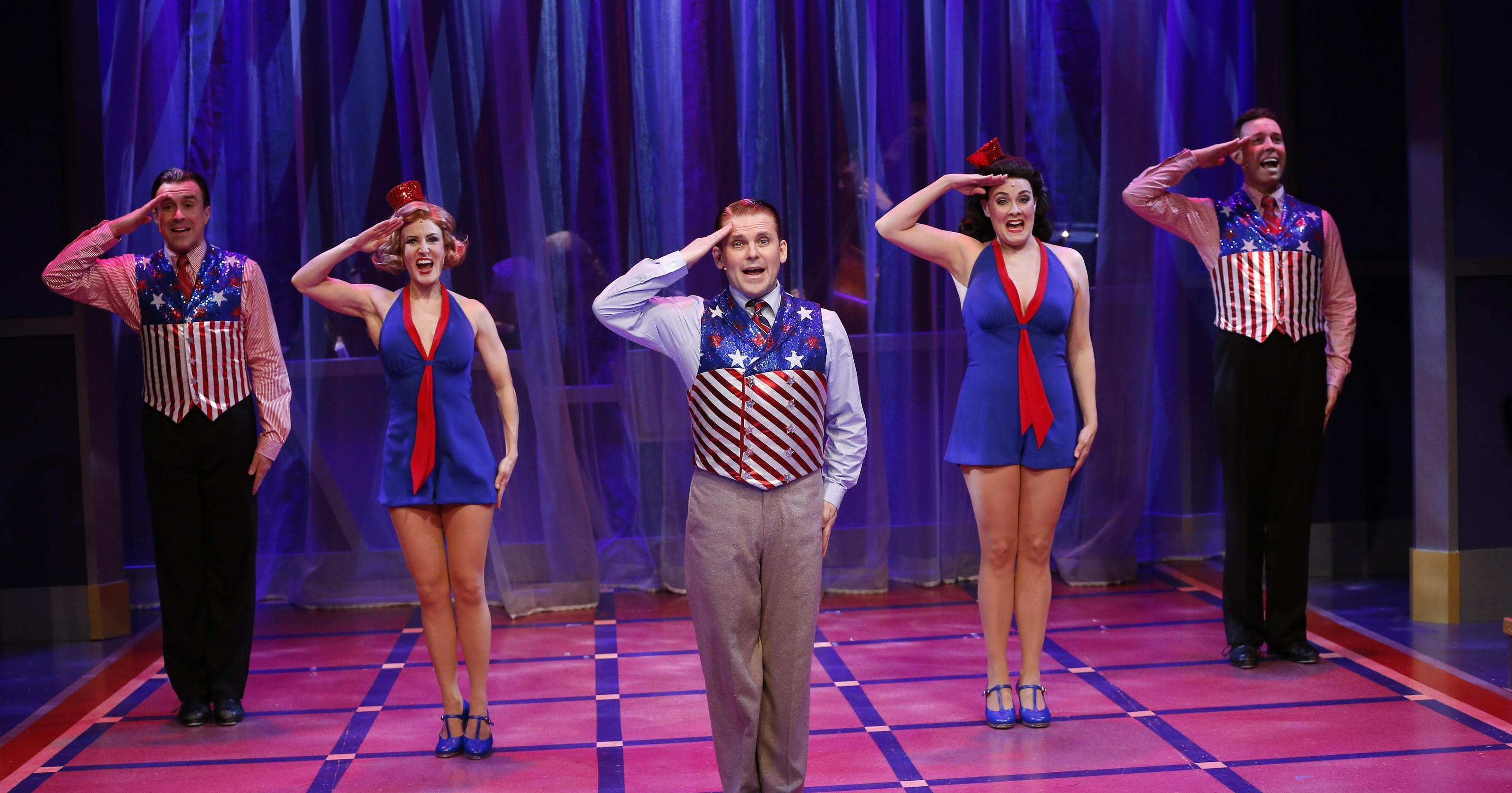 CAGNEY Announces Cast for Pre-Broadway Run In Salt Lake City