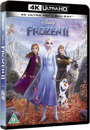 Frozen 2 - Il Segreto di Arendelle (2019) .mkv UHD Bluray Untouched 2160p E-AC3 7.1 iTA TrueHD AC3 ENG HDR HEVC - DDN