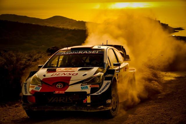 TOYOTA GAZOO Racing réalise un superbe doublé au Rallye d'Italie  Wrc-2021-rd-5-260