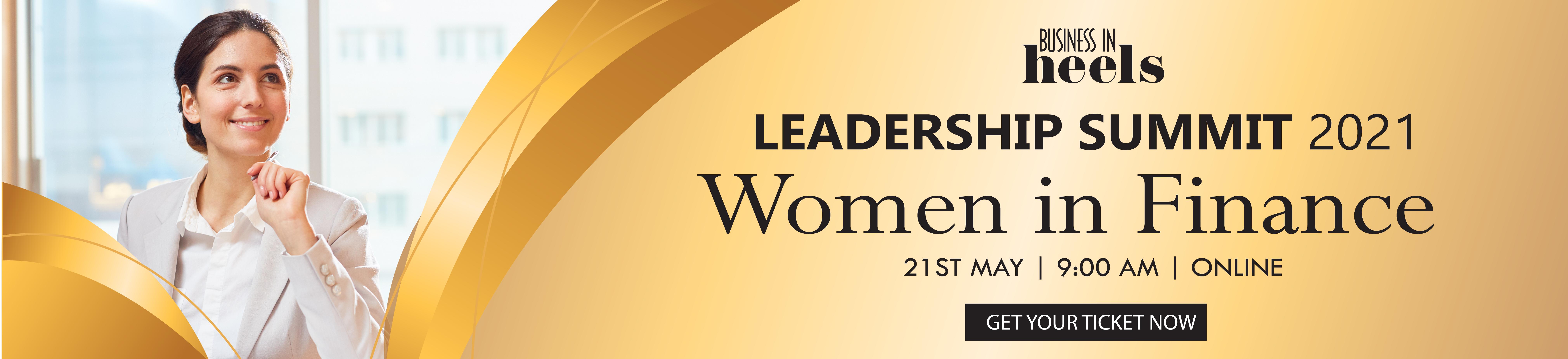 Leadership Summit Women in Finance Virtual Online Event workshops