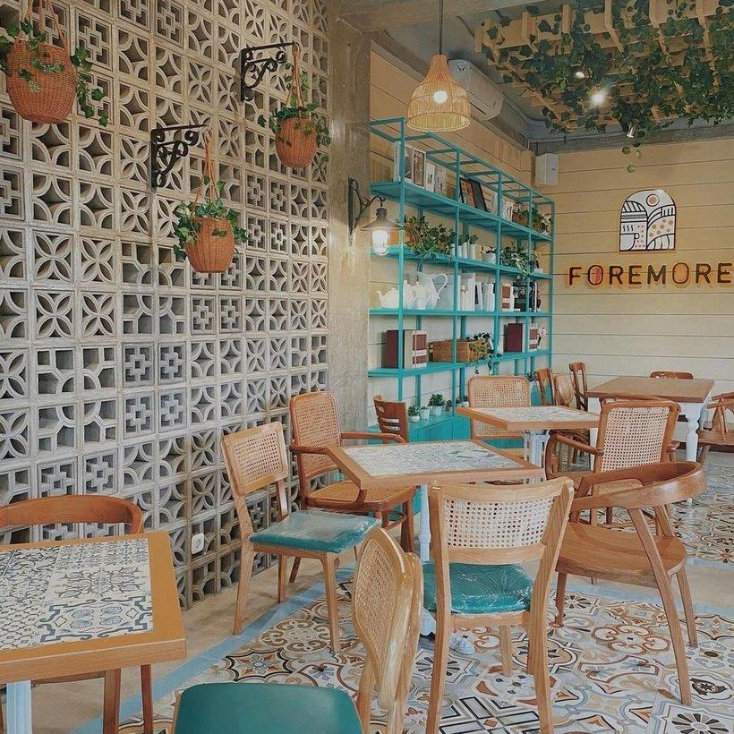 Foremore Resto dan Cafe Instagrammable di Surabaya