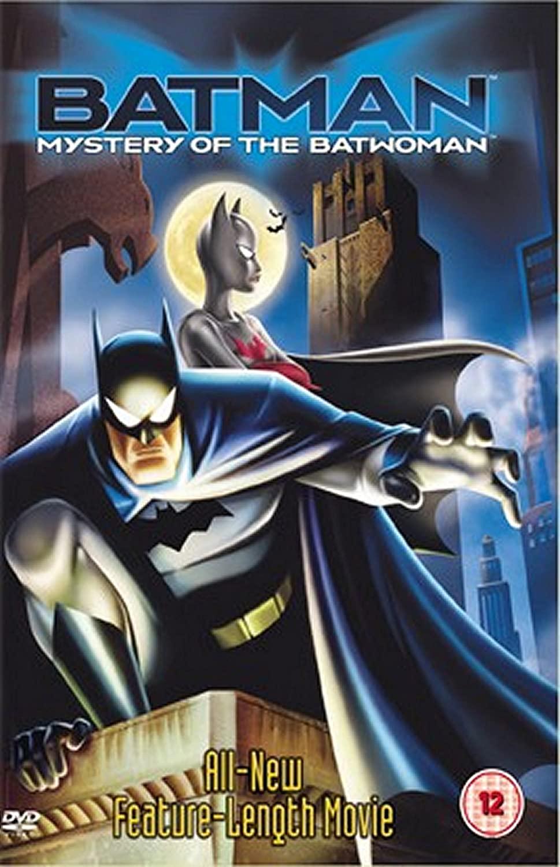 ბეტმენი: ბეტვუმენის საიდუმლო BATMAN: MYSTERY OF THE BATWOMAN