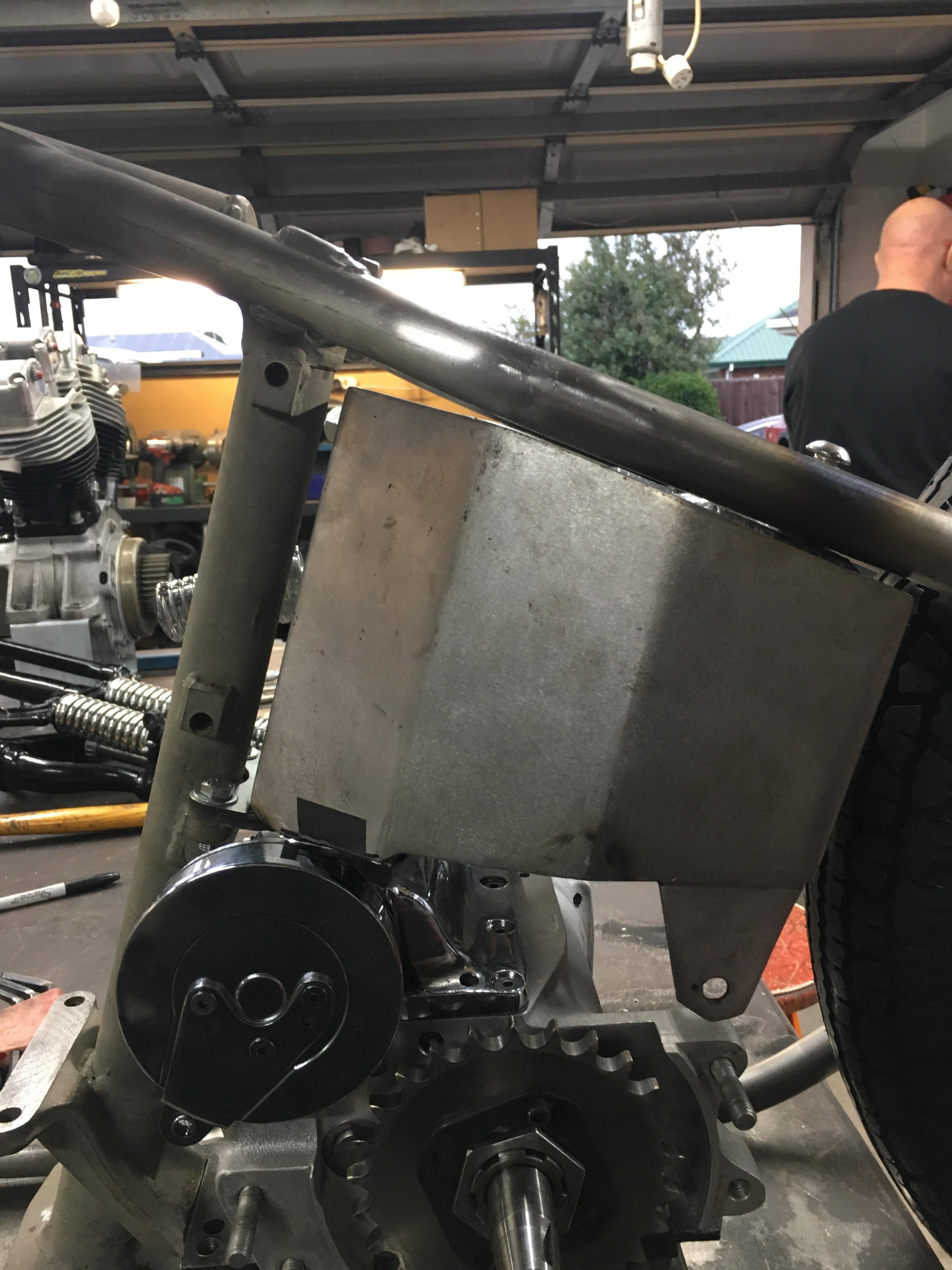 NZ Shovelhead build - The Jockey Journal Board