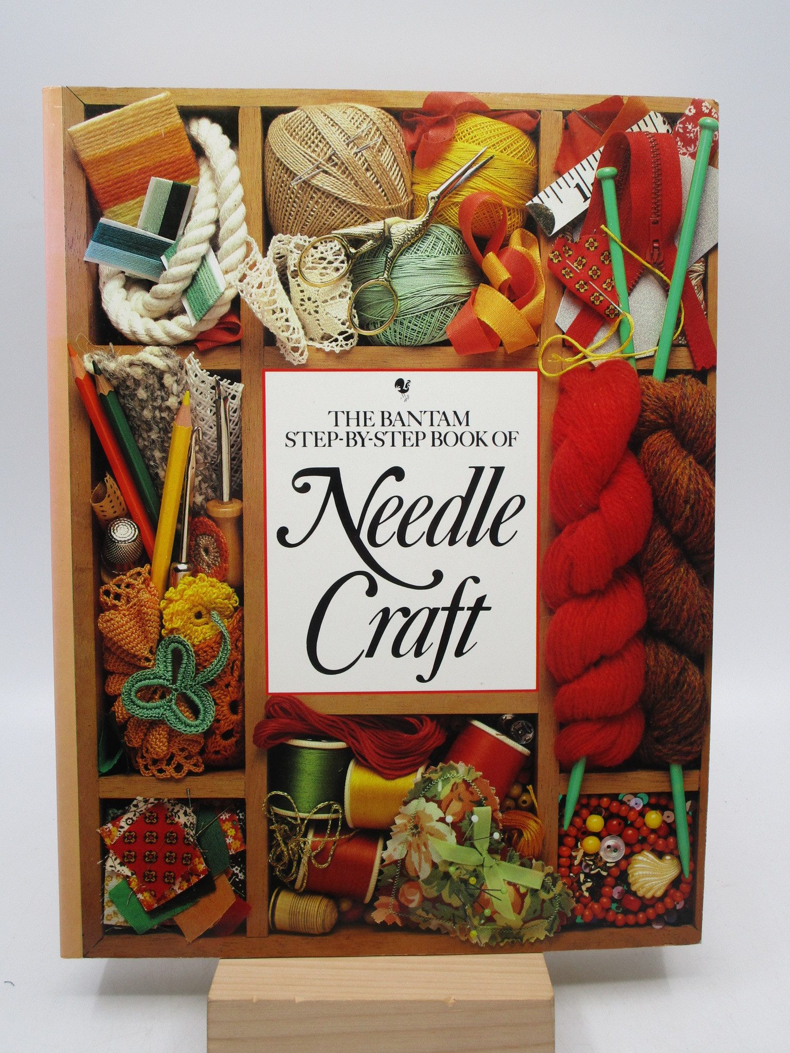 Image for The Bantam Step-By-Step Needle Craft