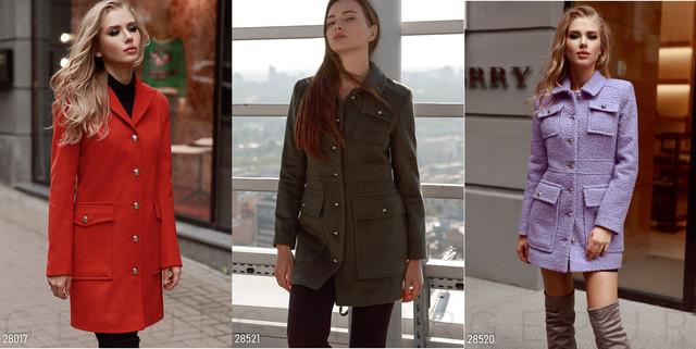 женские пальто в сезон весна 2019 фото