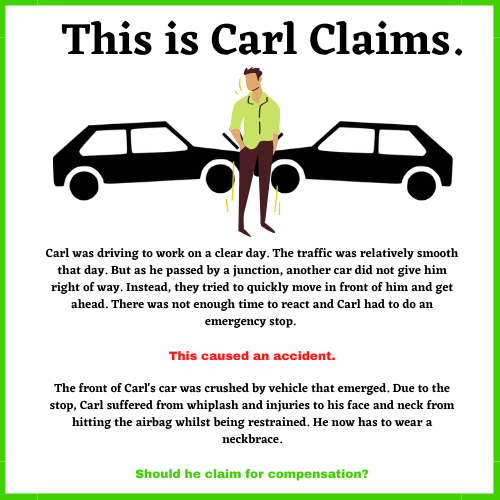 carl claims example