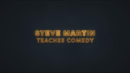 MasterClass – Steve Martin Teaches Comedy