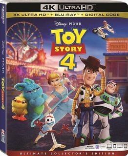 Toy Story 4 (2019) HD 720p HEVC E-AC3 7.1 ITA + AC3 ENG