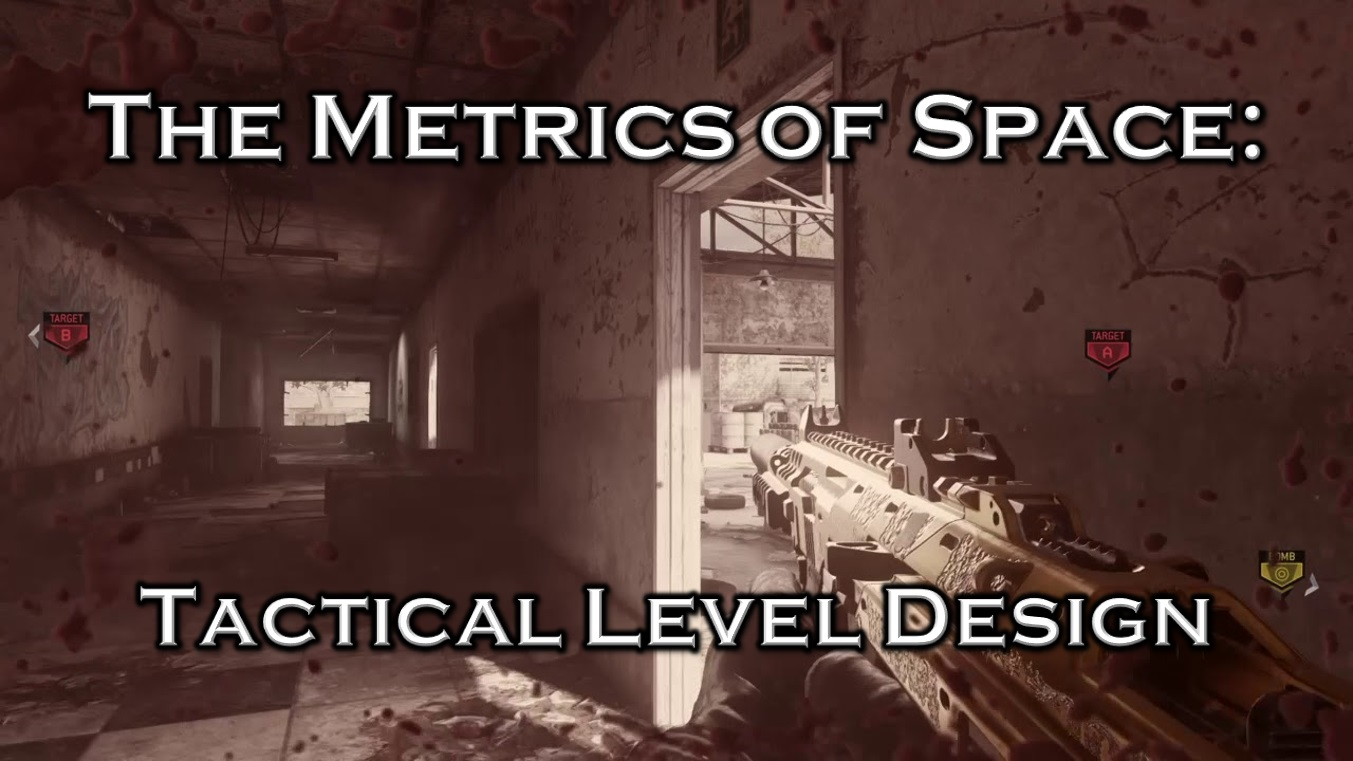 The Metrics of Space: Tactical Level Design Icon