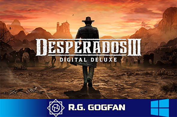 Desperados III Digital Deluxe Edition (THQ Nordic GmbH) (ENG|RUS|MULTI10) [DL|GOG] / [Windows]